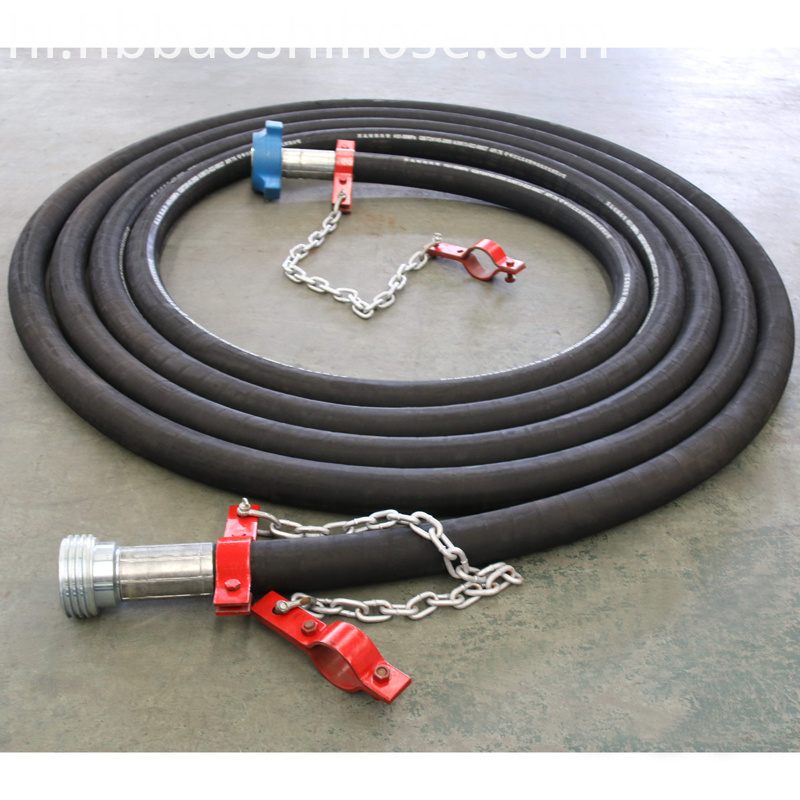 Wound Drilling Hose
