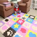 Tapis de puzzle anti-dérapant écologique EVA mousse tapis bébé enfant
