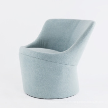 Living Room Modern Design Fancy Style Soft Chair