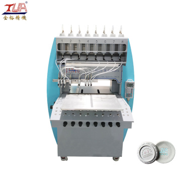 Full Auto Plastic Logo Dispensing making Machines