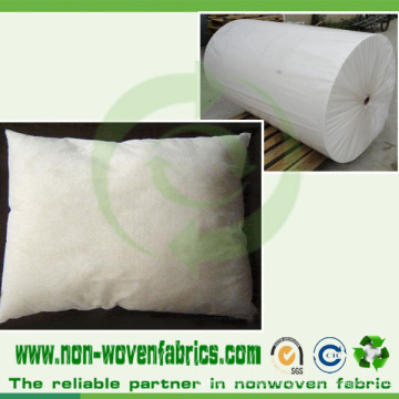 40grams de tela no tejida para la almohada / Cojín interior / almohada / edredón / colchón