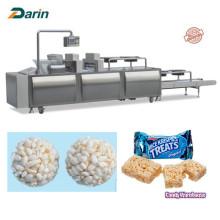 DARIN Made Puffed Rice Brittle Molding Machine