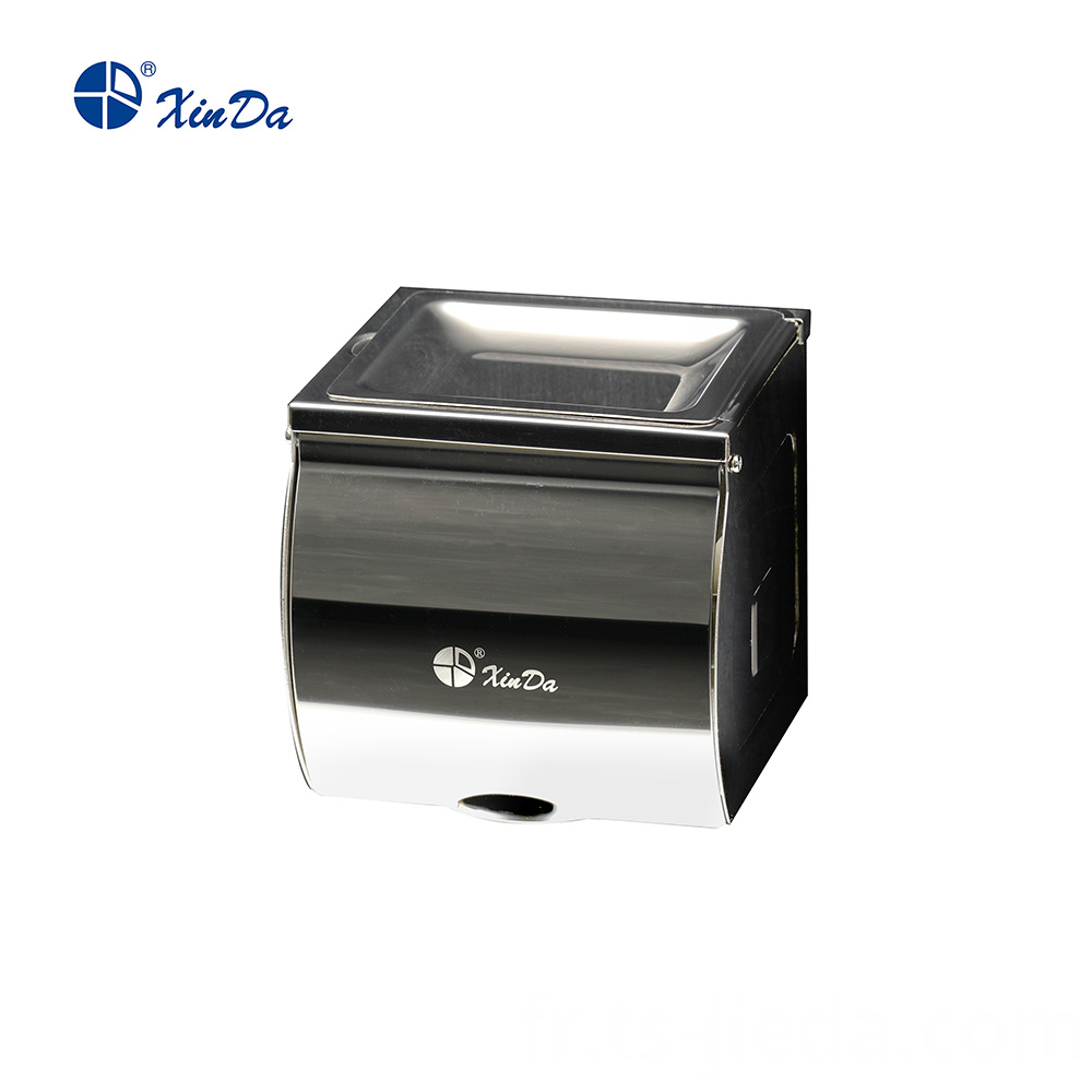 Anti-collision embedded Roll Towel Dispenser