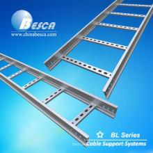 Sistemas de apoio de aço inoxidável da escada do cabo SS304 do fornecedor de China