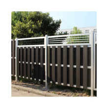 New Style WPC Fence Panels Wood Plastic Composite Fence