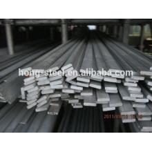 de acero inoxidable ASTM 304 barra plana precio final del molino