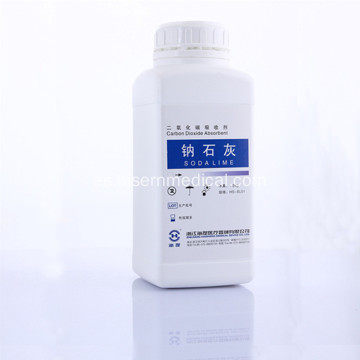 1.2KG CO2 Absorbentes Soda Cal