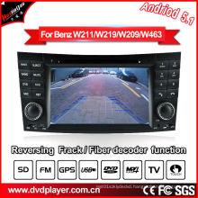 Car Multimedia Player for Mercedes-Benz E GPS Navigatior DVB-T Tuner