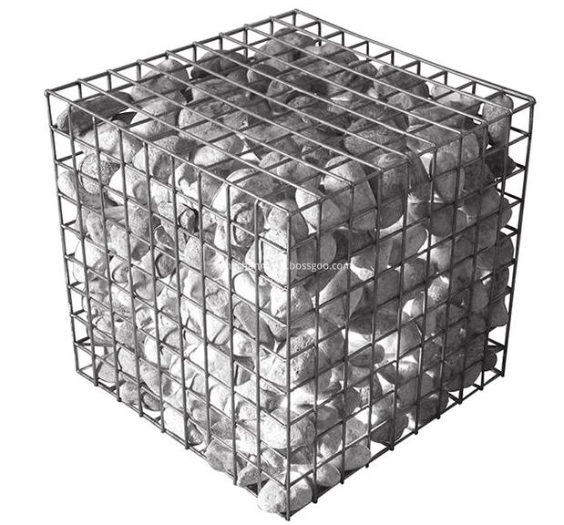 Coated Hexagonal Wire net Gabion