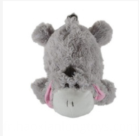 Little Donkey Plush Sleeping Pillow