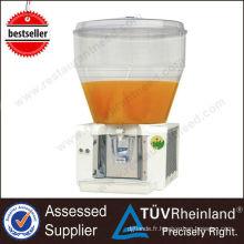 Machine fraîche de distributeur de fontaine de soude 30L / 100L d'équipement de cuisine