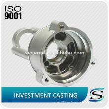 fundición de acero de precisión de mecanizado CNC al por mayor