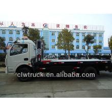 Dongfeng DLK 4400mm Remolque Camión, camión de remolque de 5 toneladas wrecker