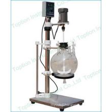 Modern top grade animal manure glass liquid separator