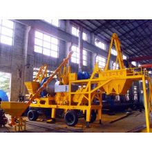 Planta móvil de procesamiento de asfalto Qlby-10 / 10tph