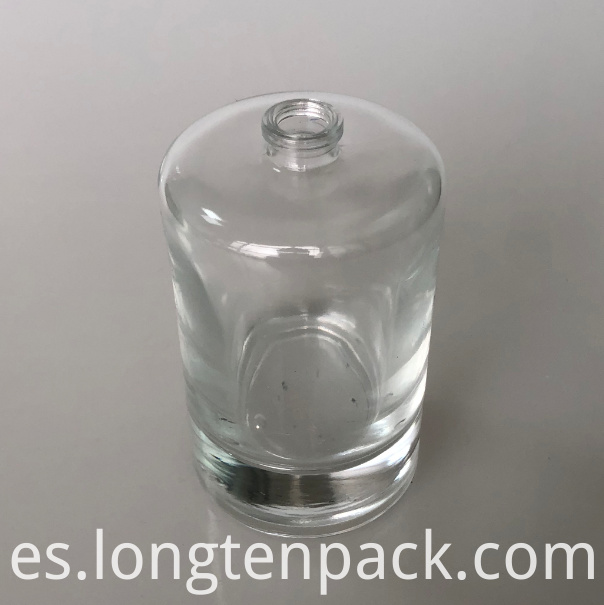 LTP4022 Radius top Column glass bottle