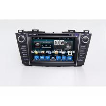 Kaier voiture spéciale dvd radio / mazda voiture gps pour 2012 mazda 5 avec tuner radio intégré
