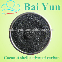 Manufacturer sales 1050 iodine value coconut shell activated carbon