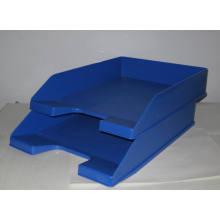 Plateau de bureau en plastique BJ-5952 Documents Top
