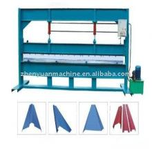 Máquina de dobra hidráulica de 6m, máquina de pressão hidráulica