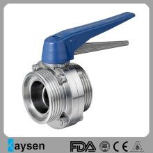 Санитарный клапан с резьбой DIN
