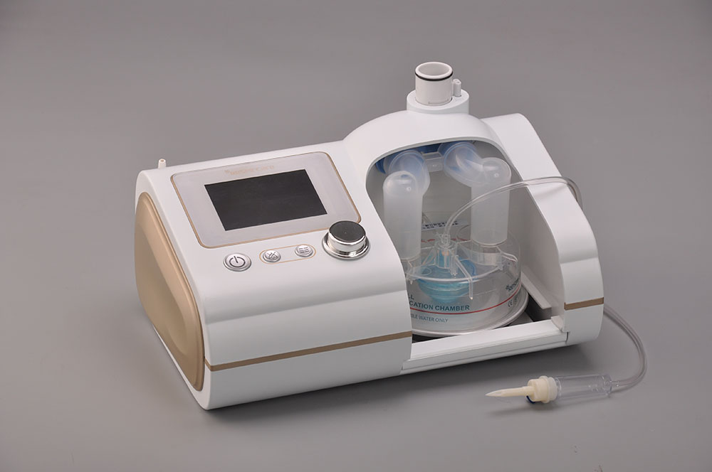 High Flow Oxygen Therapy Devices