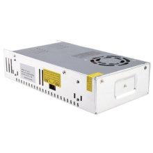 AC 110V to DC12V 30A 360W LED driver Switch Power Supply Transformer For WS2811 2801 WS2812B WS2813 LED Strip light