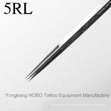 Hochwertige Produkte Einweg-Edelstahl Tattoo Nadeln Supplies