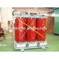 11kv 415v dry type power transformer