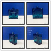 50ml Square Shape Glass Perfume Bottles Wholesale