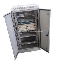 Gabinete de integração de dados de banda larga FTTB montado no chão