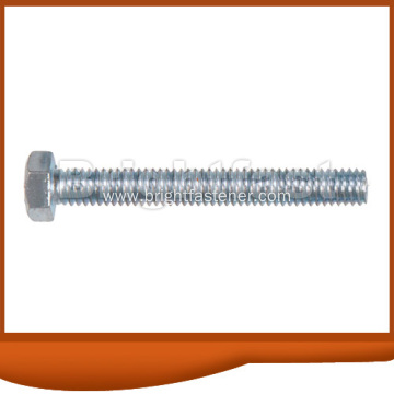 DIN931 Hex Head Bolts /Hex Cap Screw/Metric Hex Tap Bolts