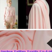 Têxtil preço competitivo por atacado estiramento Chiffon para o vestido