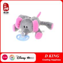Bebé juguetes de peluche lindo juguetes de animales de peluche