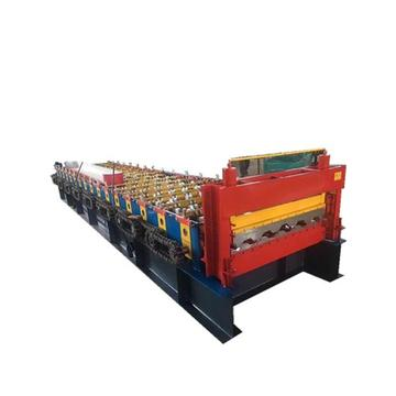CE ISO Professional container board roll forming machine