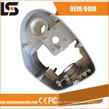 Boîtier de caméra de vidéosurveillance en aluminium de pièce de bâti pour la caméra de surveillance