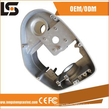 Carcasa de aluminio para cámara CCTV de pieza de fundición para cámara de vigilancia