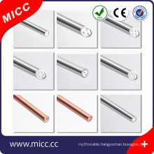 2017 trending products thermocouple mineral insulated Mi cable