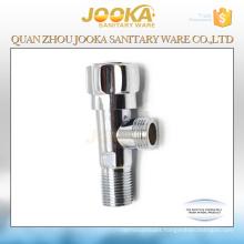 New handle Brass cartridge best chrome stop angle valve