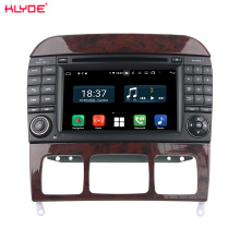 PX6 android car dvd gps for S-Class W220