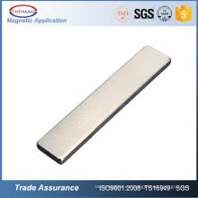 Imán del neodimio de la barra de cilindro del tubo de Permarnent