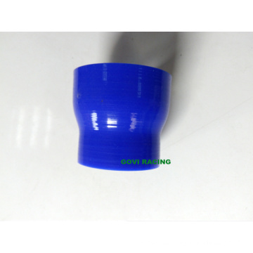 Azul 76-89mm Car Auto Acopladores de Silicona Reductor de Manguera Universal para Tubería de Entrada de Aire