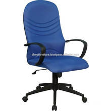 Executive Swivel Chairs with wheels and lift , Office Furniture