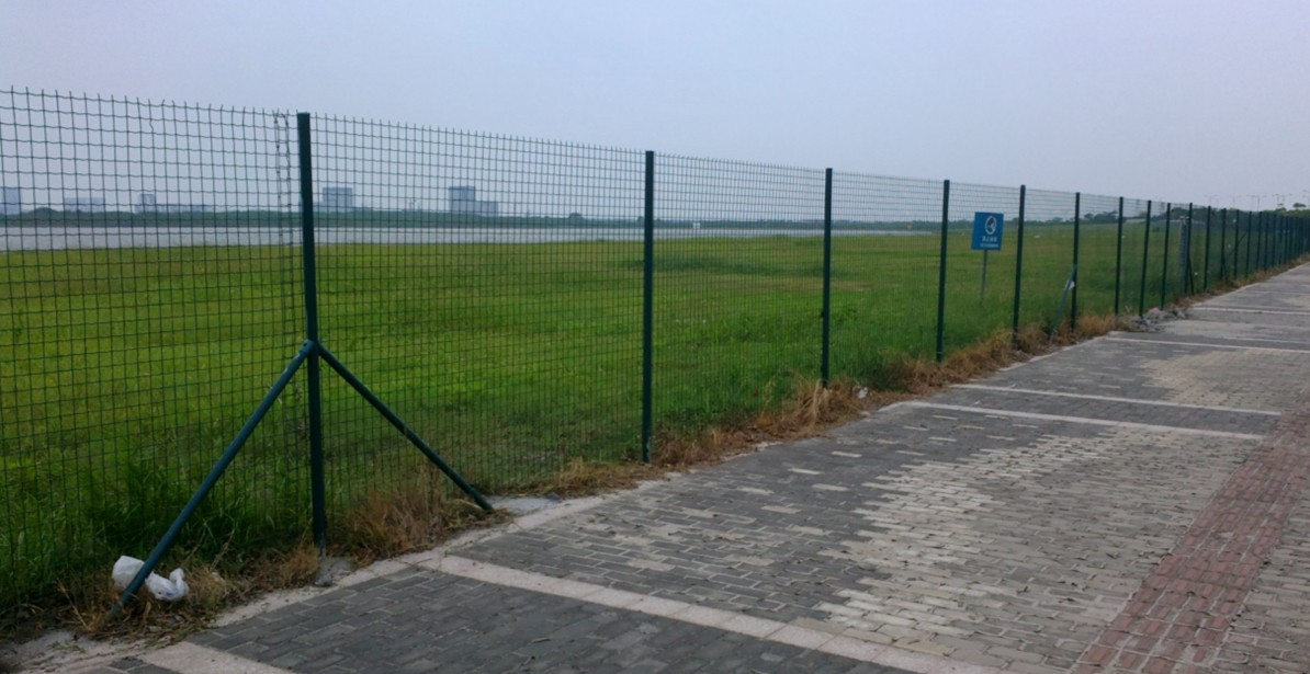 holland welded mesh fencing