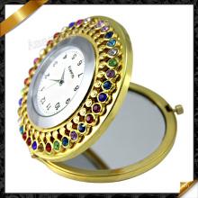 Fashion Mirror Watch Crystal Jewellery, Cosmetic Mirror (MW007)