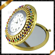 Мода Зеркало Смотреть Crystal Jewellery, косметическое зеркало (MW007)