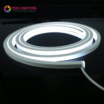 LED Neon Light Waterproof Witte kleur