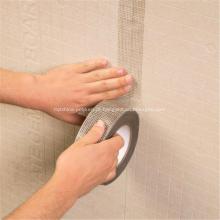 Fita autoadesiva revestida branca da junção do Drywall da malha