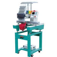 1 sola máquina principal del bordado del casquillo (FW1201) / máquina del bordado