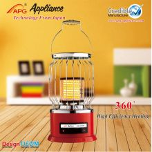 Electric heater 1000W/2000W with CE Certificate